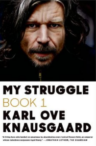 cover of Karl Ove book My Struggle Book One